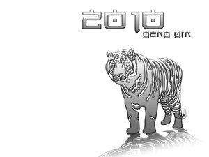 year of metal tiger