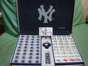 NY Yankees mahjong