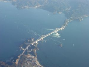 great naruto bridge Japan