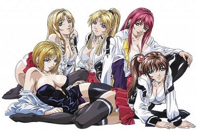 skvělé anime porno